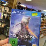 zum ersten mal im Ankauf Tales of Arise für Ps4