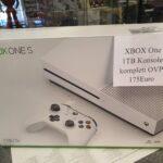 Xbox One Konsole 1Tb komplett OVP 175 Euro.